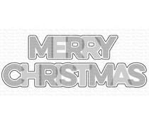 MFT-1612 My Favorite Things Merry Christmas Blend Die-namics