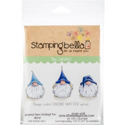 447046 Stamping Bella Cling Stamps Gnomes Have Feelings Too