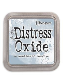 TDO56331 Tim Holtz Distress Oxide Ink Pad Weathered Wood