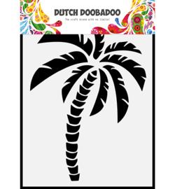 470.784.008 Dutch DooBaDoo Dutch Mask Art Palmtree