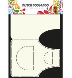 470.713.616 Dutch DooBaDoo Dutch Card Art Apron