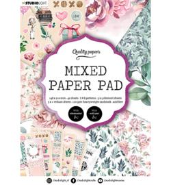 SL-ES-MPP08 - SL Mixed Paper Pad Pattern paper Essentials nr.8