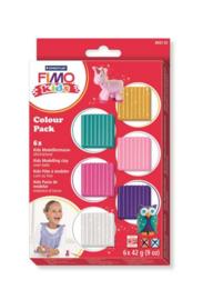 610224/8202 Fimo kids Colour pack girlie