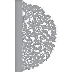 S5334 Spellbinders Shapeabilities Dies Floral Gatefold