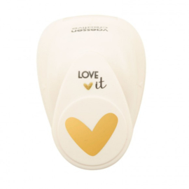 21498-002 Vaessen Creative Love It pons hart medium