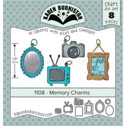 KBR1108 Karen Burniston Dies Memory Charms