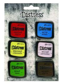 TDZS73475 Ranger Distress Pin-Carded Distress Pin Set 5