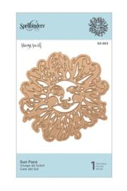 S3-363 Spellbinders Sun Face
