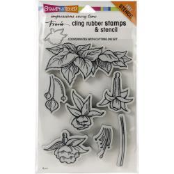 **Stampendous stempel Fuchsia