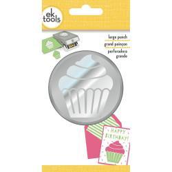 E5430296 Large Punch Cupcake