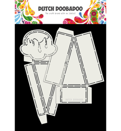 470.713.064 Dutch DooBaDoo Dutch Box Art Ice cream set
