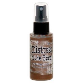 TSO 64817 Tim Holtz Distress Oxide Spray Vintage Photo 2oz