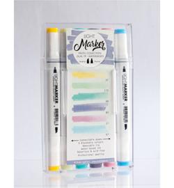 MARKER03 Markers Set Pastel