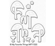 MFT-1323  My Favorite Things Die  Let's Flamingle