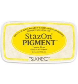 SZ-PIG-91 Tsukineko StazOn Pigment Lemon Drop