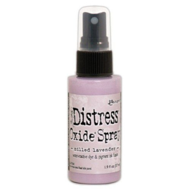 TSO67757 Ranger Distress Oxide Spray Milled Lavender Tim Holtz