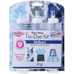 430344 Tulip One-Step Tie-Dye Kit 3-Color Shibori