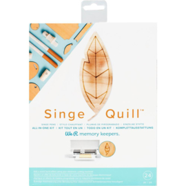 WR661091  We R Memory Keepers Singe Quill Starter Kit
