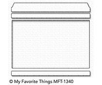MFT-1340 My Favorite Things Die Aquarium