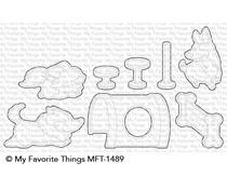MFT-1489 My Favorite Things Best in Show Die-Namics