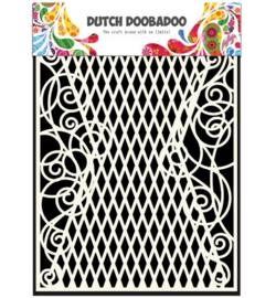 470.715.103 Dutch DooBaDoo Dutch Mask Art Swirls