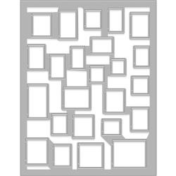 557716 Hero Arts Fancy Dies Peek-A-Boo Doors