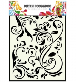 470.715.047 Dutch DooBaDoo Mask Art Swirls