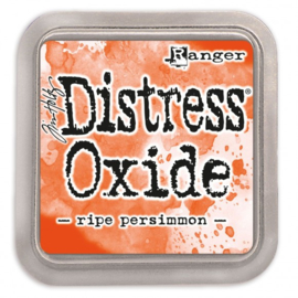 TDO 56157 Tim Holtz Distress Oxides Ink Pad Ripe Persimmon