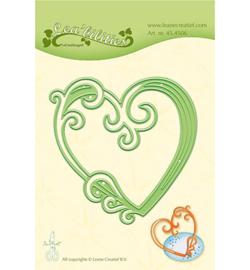 45.4506 Leane Creatief Labels Heart