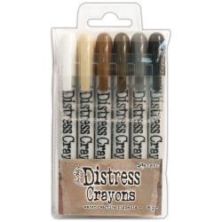 DBK47926 Tim Holtz Distress Crayon Set #3