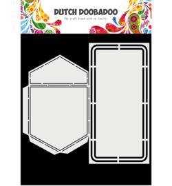 470.713.878 Dutch DooBaDoo Card Art Slimline pocket