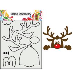 470.784.012 Dutch DooBaDoo Build up Boo Rendeer