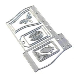 EC1840 Elizabeth Craft Metal Die Sidekick Essentials 18