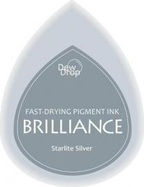 BDIP93 Dew Drops Starlite Silver