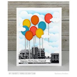 MFT1945 My Favorite Things Die-namics Die Balloon Bouquet