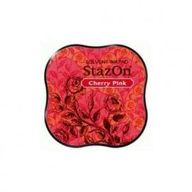 SZM-81 Tsukineko Stazon Midi Ink Pad Cherry Pink