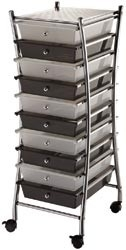 428426 Storage Trolley X-Frame
