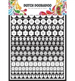 472.948.010  Dutch Doobadoo Laservel Buttons