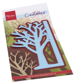LR0678 Marianne Design creatables Gate folding Tree