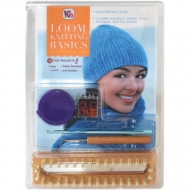 071463 Loom Kniting Basics Kit
