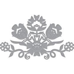 S4897 Spellbinders Shapeabilities Dies Floral Bouquet