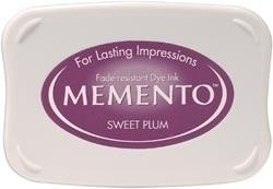407303 Memento Full Size Dye Inkpad Sweet Plum