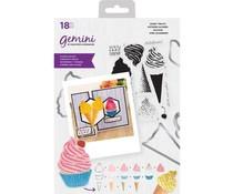 GEM-STD-SWEE Gemini Sweet Treats Stamp & Die