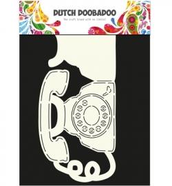 470.713.593 Dutch DooBaDoo Dutch Box Art Phone