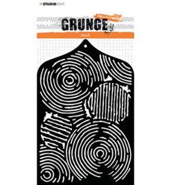 MASKSL27 - Mask Stencil Grunge Collection 3.0, nr.27