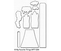 MFT-1284 My Favorite Things Die Volcano