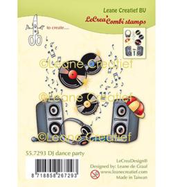 557293 Leane Creatief DJ dance party