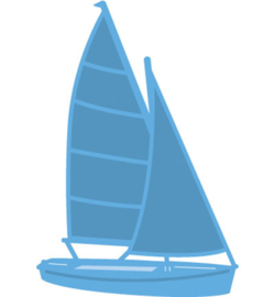 LR0473 Creatables Sailboat