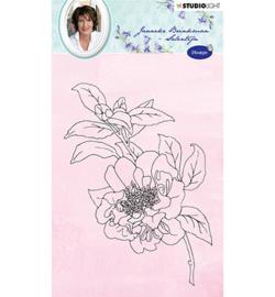 STAMPJBS12 - Stamp, Janneke Brinkman nr.12