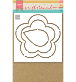 PS8053 Marianne Design stencil Buttercup